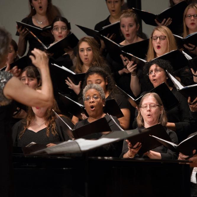 Singers Invited to MU Festival Chorus for Spring Semester