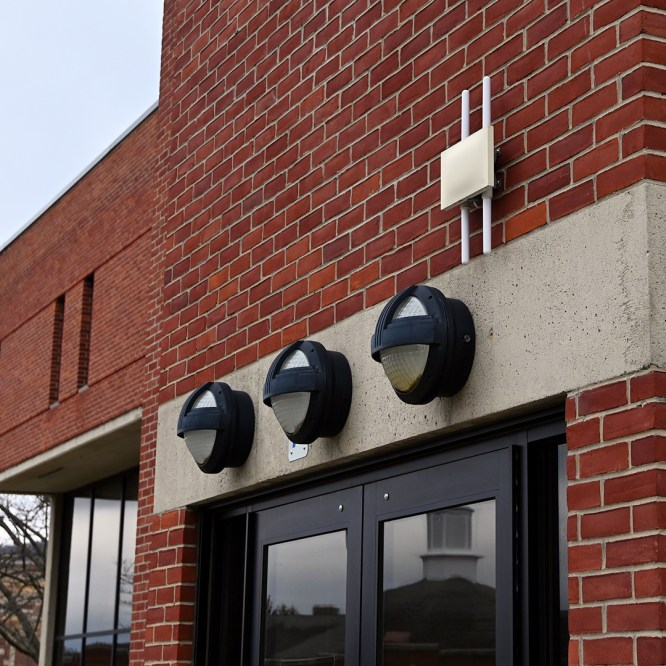 Mansfield University makes campus Wi-Fi available for drive-up community access