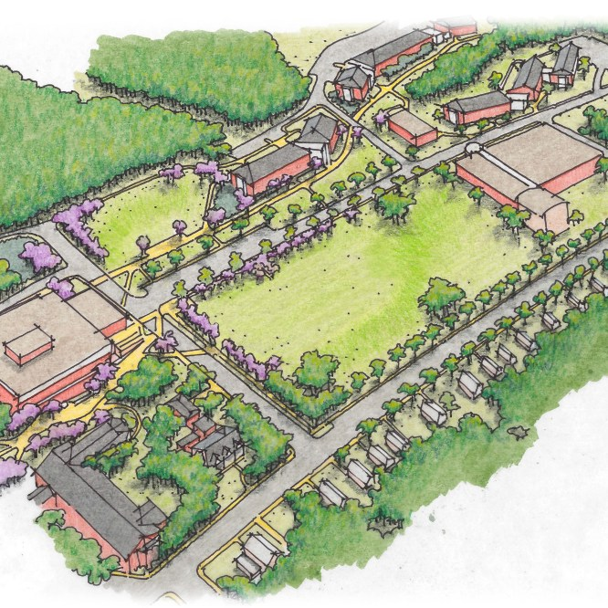 Mansfield University to create additional campus greenspace in place of offline dorms