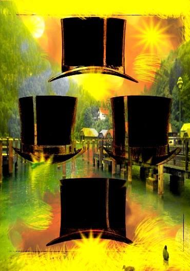 Munich Artists Sam Malviya - Day 7 - hats