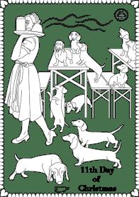 1 feature-Dachshunds by elizabeth Hughes day 11 copy