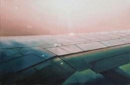 Munich Artists Michaela Wuehr - Airborn- 420Euro - 30x20cm