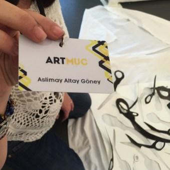 ArtMUC - Aslimay Altay Goeney