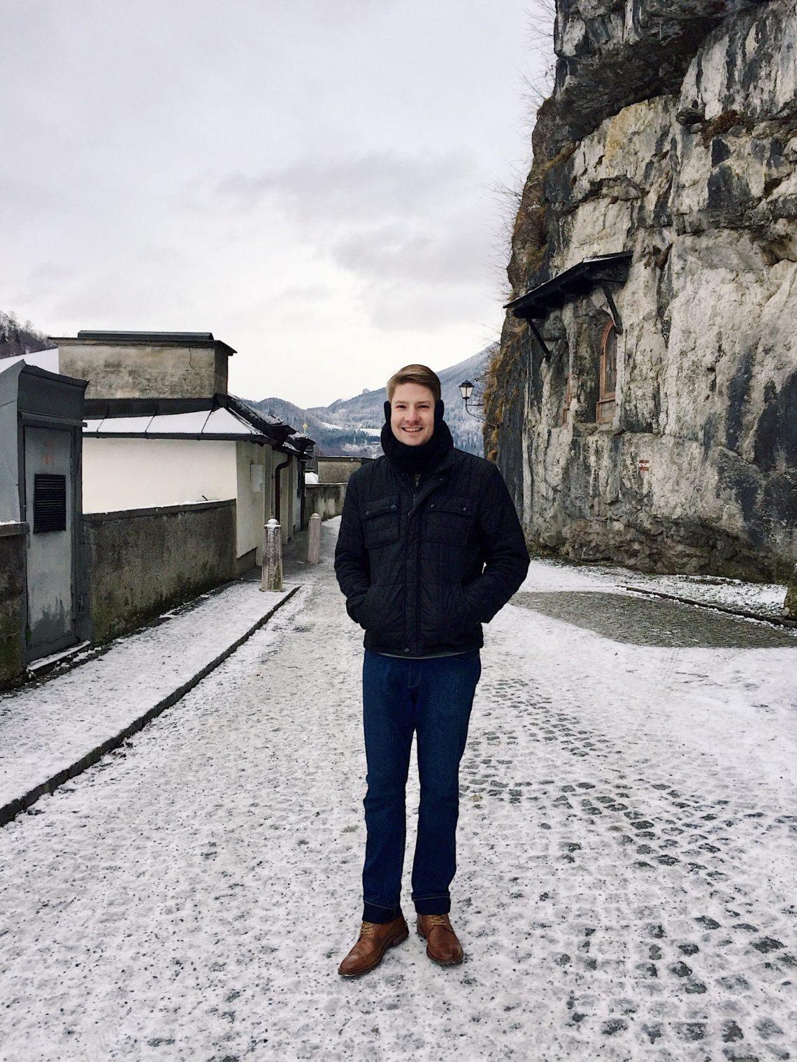 1 day in salzburg