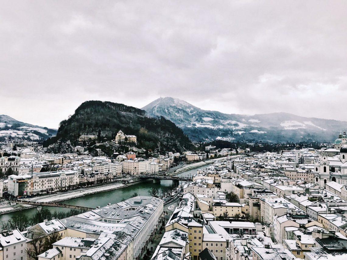 1 day in salzburg austria