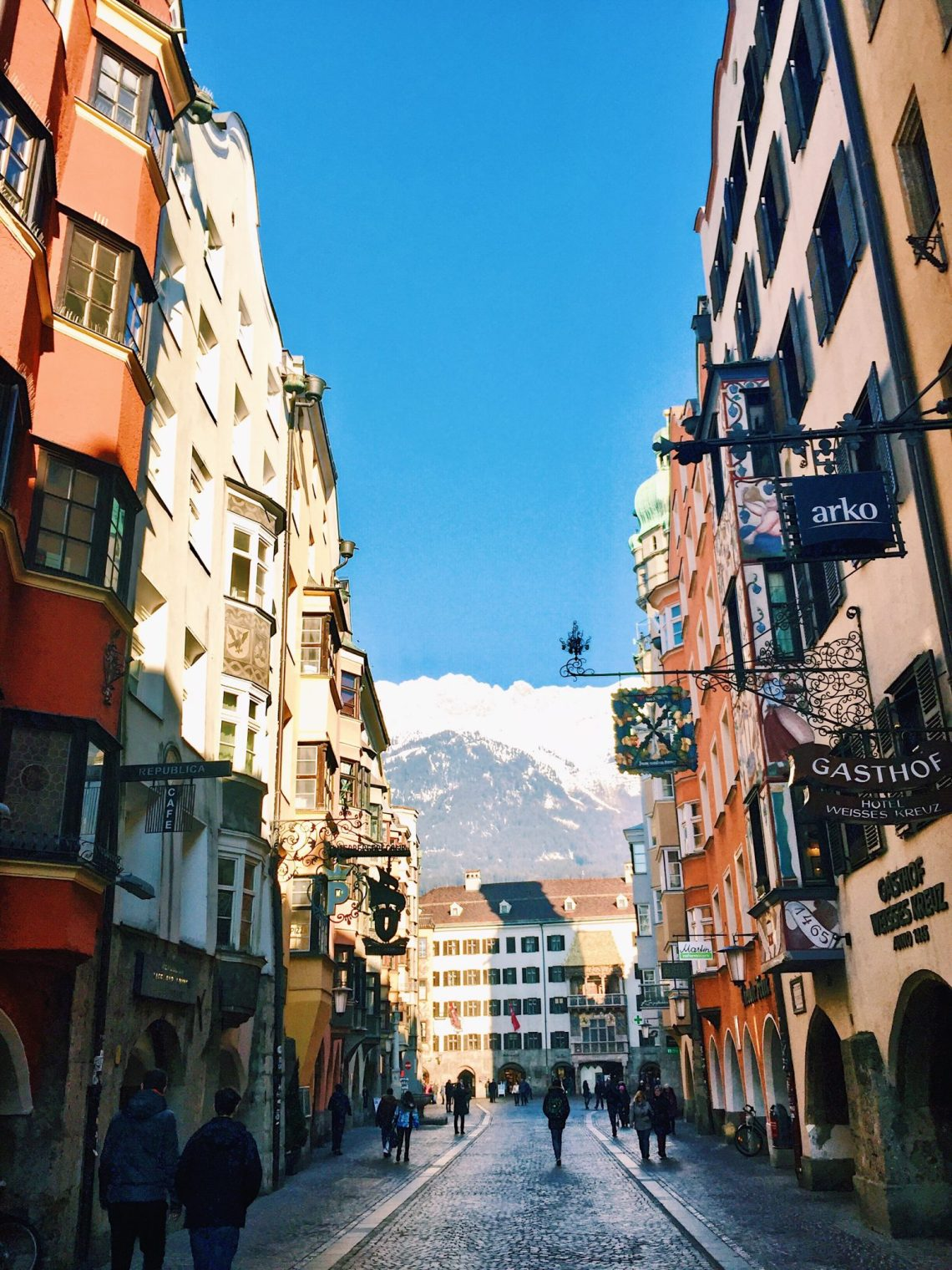 1 day in Innsbruck Austria: Full Guide