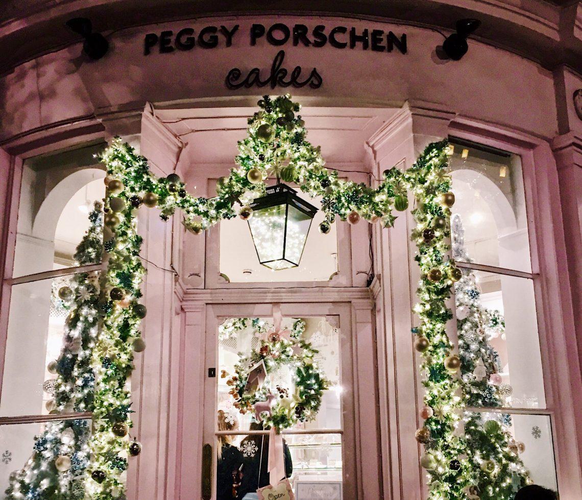 Peggy Porschen Christmas decorations