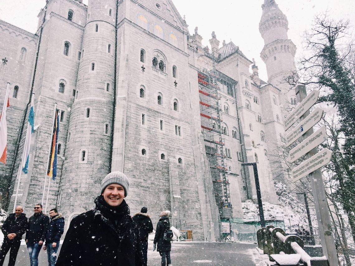 cinderella castle germany