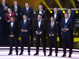 Team of the Year - photo: dpa