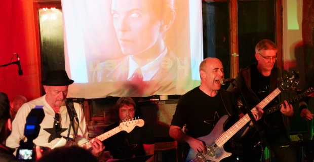 David Bowie Tribute in Grafing
