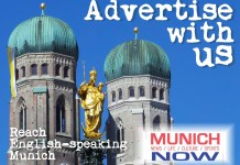 Advertise with MunichNOW!