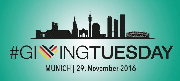 #GivingTuesday is a movement, built by people around the world, to celebrate giving of all kinds. It is celebrated on the Tuesday after Thanksgiving (in the U.S.), Black Friday and Cyber Monday; this year it falls on November 29, 2016.