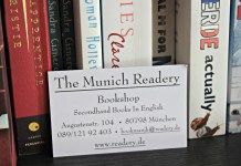 The Munich Readery -- LliFOTO