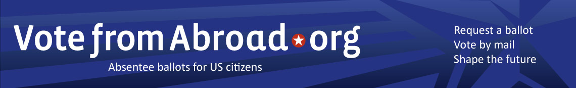 Votefromabroad Logo