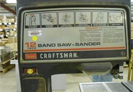 12 Bandsaw For Sale