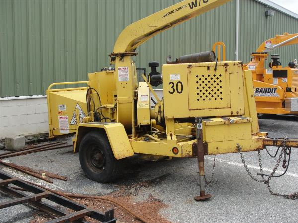 1995 Woodchuck Chipper Online Government Auctions Of Surplus Municibid