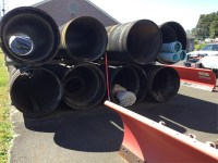 36inch TR flex restrained joint ductile iron pipe Online