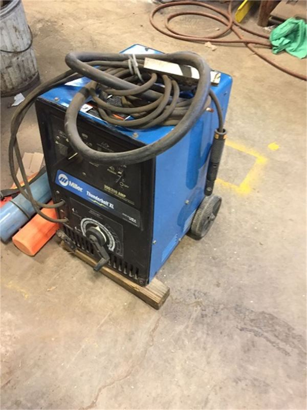 Miller Thunderbolt Ac Dc Stick Welder - Year of Clean Water