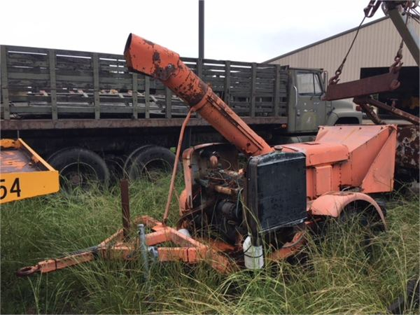 Wood Chipper Online Government Auctions Of Surplus Municibid