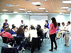 Cursos para entidades ciudadanas en Madrid