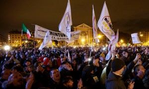 5 Star on the Rise: Italy's First Crowd-Sourced Party Delivers Direct Democracy In Action | Occupy.com