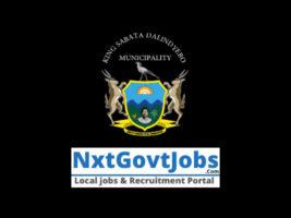 King Sabata Dalindyebo Local Municipality vacancies 2021   OR Tambo Government jobs   Eastern Cape Municipality vacancies