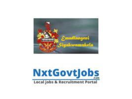eMadlangeni Local Municipality vacancies 2021 | Amajuba Government jobs | KwaZulu-Natal Municipality vacancies