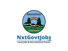 Umuziwabantu Local Municipality vacancies 2021   Ugu Government jobs   KwaZulu-Natal Municipality vacancies