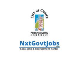Msunduzi Local Municipality vacancies 2021 | uMgungundlovu Government jobs | KwaZulu-Natal Municipality vacancies
