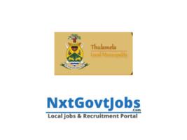 Thulamela Local Municipality vacancies 2021 | Vhembe Government jobs | Limpopo Municipality vacancies