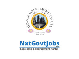 Govan Mbeki Local Municipality vacancies 2021 | Gert Sibande Government jobs | Mpumalanga Municipality vacancies
