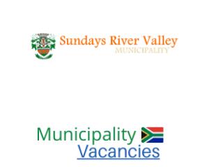 Sundays River Valley Local municipality vacancies 2021 | Sundays River Valley Local vacancies | Eastern Cape Municipality