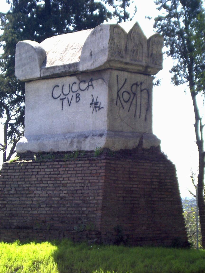 Tomba di Nerone  Grottarossa  Cittadini del XX