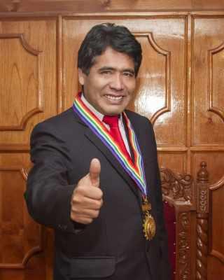 alcalde de santiago