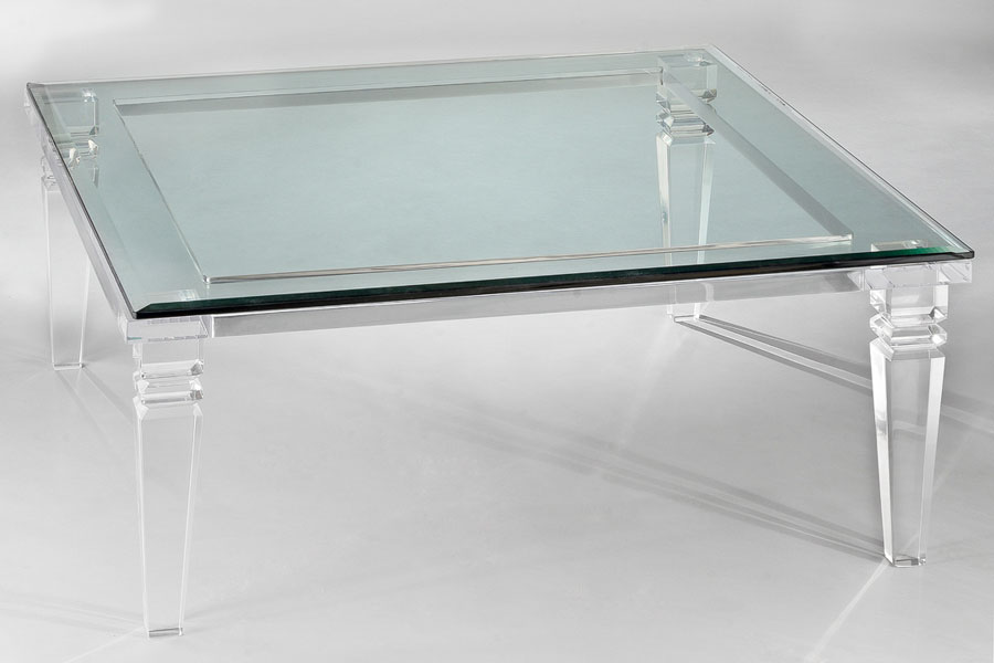 Acrylic Cocktail End Tables Category