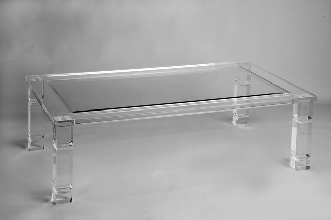 Angelina Acrylic Cocktail Table