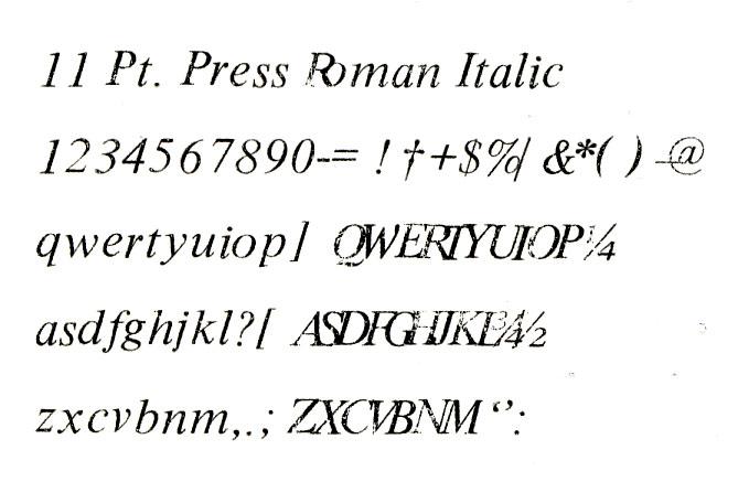 typesample