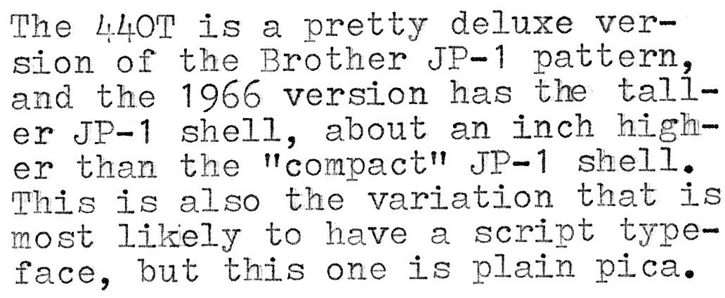 1966 Monkey Wards Signature 440T: Thrift Score