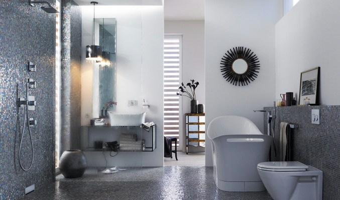 Badeværelse, inspiration Hansgrohe