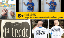 Ways to Memorialize the school years