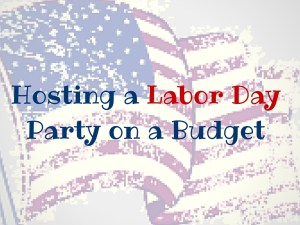 Labor Day Party on a budget