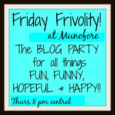 Friday Frivolity on Munofore