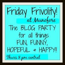 Friday Frivolity on Munofore