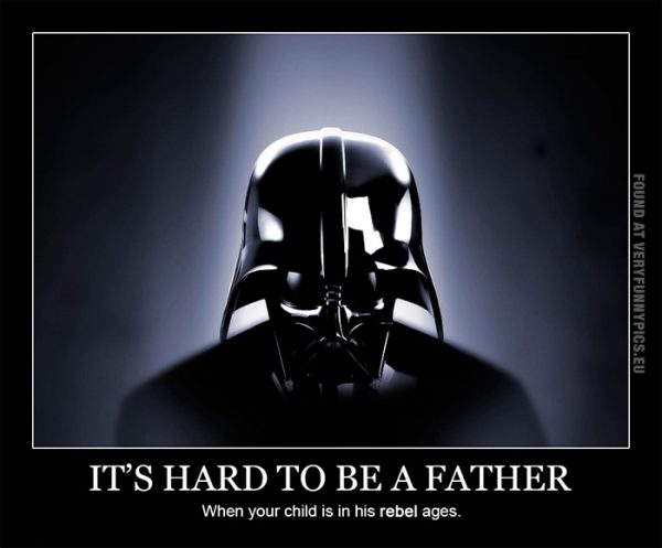 Funny-Darth-Vader-its-hard-to-be-a-father