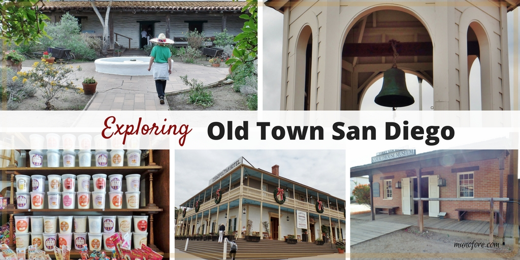 Fun and Learning in Old Town San Diego
