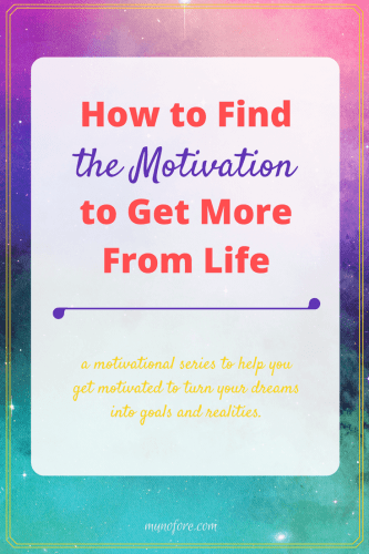Get Motivated to Achieve Your Goals: learn the science behind motivation and strategies to help you achieve your goals in life.