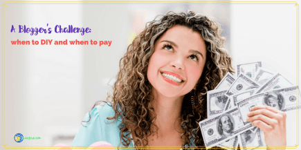 woman fanning herself with cash