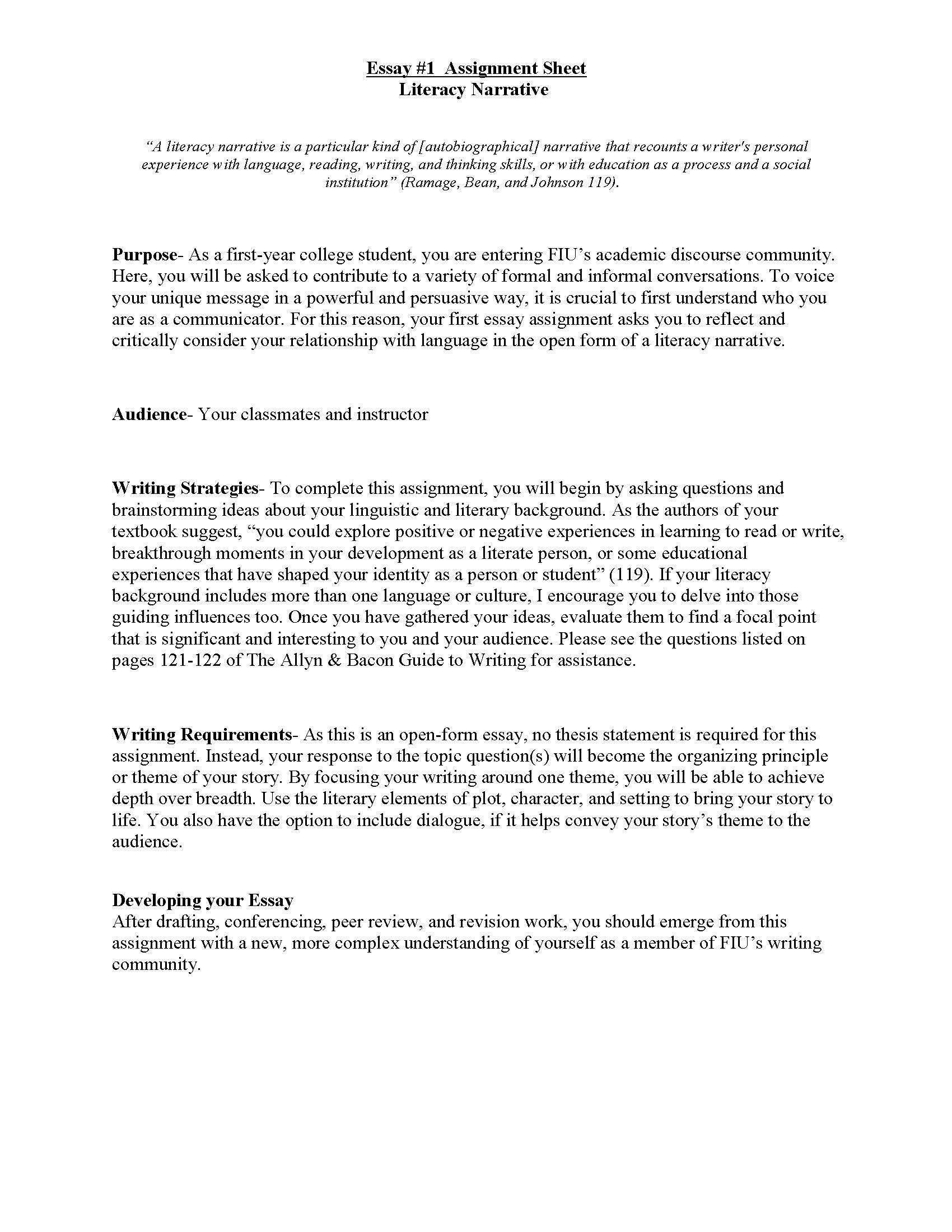 Essay Literacy What Is Literacy Essay Literacy Essay Ideas Essay