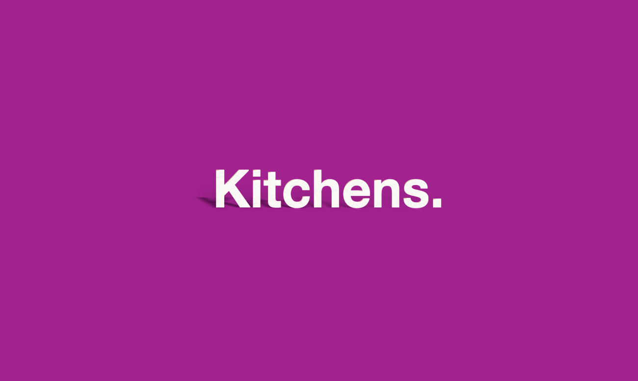 Munro Homes kitchens