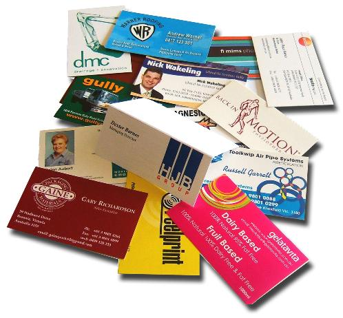 Full color 14 pt c2s business cards reheart Choice Image